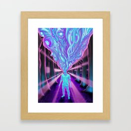 KiddoXP Framed Art Print