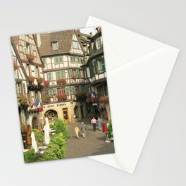 Alsace - Colmar Stationery Cards