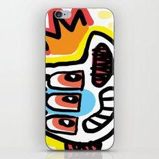 BIRITA BIZÔIO iPhone & iPod Skin