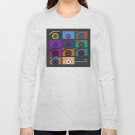 2001 a space odyssey[e] Long Sleeve T-shirt