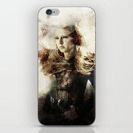 Power Is Always Dangerous iPhone Skin