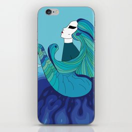 Elements - Water iPhone Skin