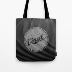 Vinyl II Tote Bag