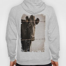 How Now, Brown Cow? Hoody