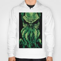 cthulhu Hoodies featuring Cthulhu by PCRK