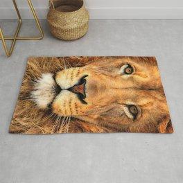 Wild Cat Glare Rug