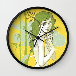 The Strong and The Beautiful Wall Clock