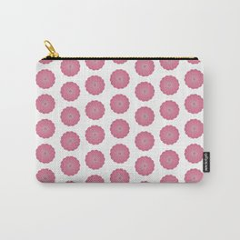 Remembering Japan, Chrysanthemums Carry-All Pouch