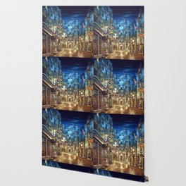 Diagon Alley Wallpaper