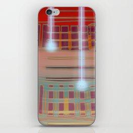 Atlante / CIRCUITS GLEAM iPhone Skin