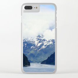 Alaskan Outdoors Clear iPhone Case
