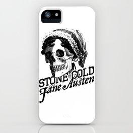 Stone Cold Jane Austin iPhone Case