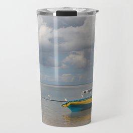 Birds on a Dhow Travel Mug