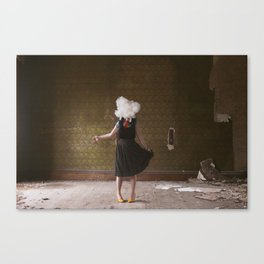 The World Without Canvas Print