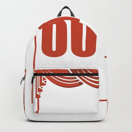 Straight outta rehersal - theater Backpack