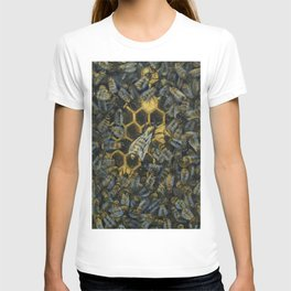 The Golden Hive T-shirt