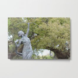 Diana of the Chase Metal Print