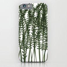 Pretty Weeds Slim Case iPhone 6s