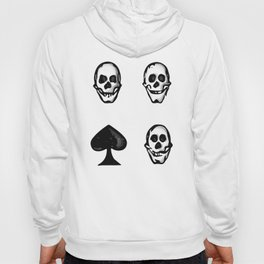 Cards With The Reaper Hoody