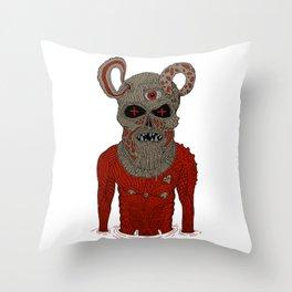 Executioner Throw Pillow