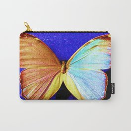 le papillon bleu Carry-All Pouch