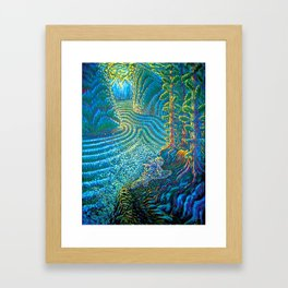 Timelines Framed Art Print