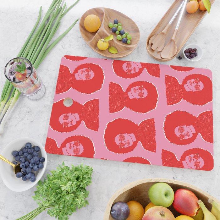 Kara Pattern Cutting Board