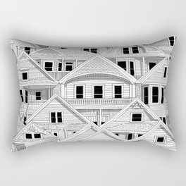 Vancouver Heritage Rectangular Pillow