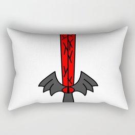 Brimstone (A sword) Rectangular Pillow