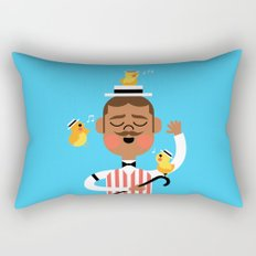 Barbershop Quartet Rectangular Pillow
