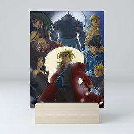 October 3rd Mini Art Print