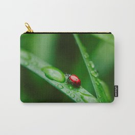 Small Worlds Carry-All Pouch
