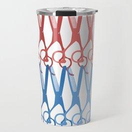 Scissors palette Travel Mug