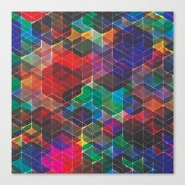 Cuben Splash 2015 Canvas Print