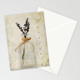 Lavandula / Lavander Stationery Cards
