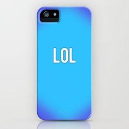 LoL iPhone Case