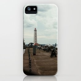 Lighthouse #1 iPhone Case