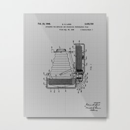 DREAM MACHINE Metal Print