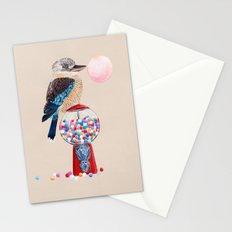 Kookaburra Gumball Machine Stationery Cards