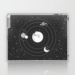 The Space Cat Laptop & iPad Skin