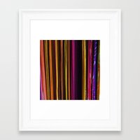 bali Framed Art Prints featuring Bali by fo/tog/raw/fy
