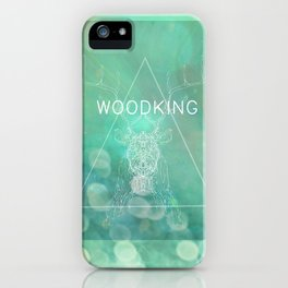 WOODKING iPhone Case