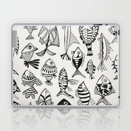 Inked Fish Laptop & iPad Skin