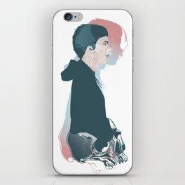 Skullman iPhone Skin