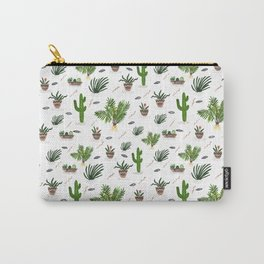 PLANTS ARE MY FRIENDS Carry-All Pouch