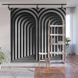 Two ways Wall Mural