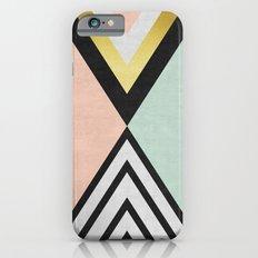 Minimalist fashion and golden I Slim Case iPhone 6s
