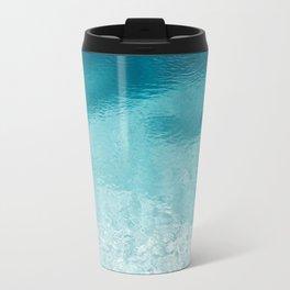 Clear Water Travel Mug