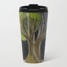 Duality Tree Metal Travel Mug