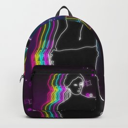 Neon Venus Power Backpack